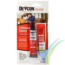 Adhesivo epoxy 5 min Devcon en tubo, 28g