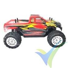 Coche 1/18 VRX Dart MT Monster RTR Brushless