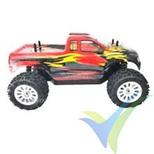 Coche 1/18 VRX Dart MT Monster 4WD RTR Brushless