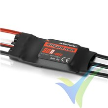 Hobbywing Skywalker brushless ESC, 50A, BEC 5A