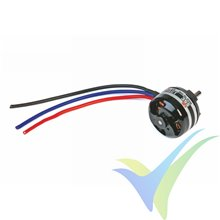 Motor brushless Graupner COMPACT 35S R7008, 78g, 200W, 1600Kv