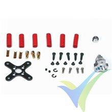 Motor brushless Graupner COMPACT 35M R7014, 150g, 550W, 1300Kv