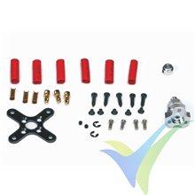 Motor brushless Graupner COMPACT 35M R7015, 150g, 600W, 1200Kv