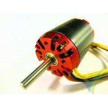 EMP N2836/09 brushless motor, 76g, 310W, 1120 Kv