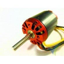 EMP N2836/12 brushless motor, 76g, 260W, 750 Kv