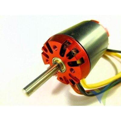 Motor brushless EMP N2836/12, 750 Kv