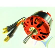 Motor brushless EMP N3530/14, 90g, 345W, 1100 Kv