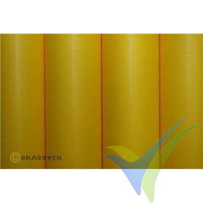 Oracover Oratex amarillo Cub 1m x 60cm