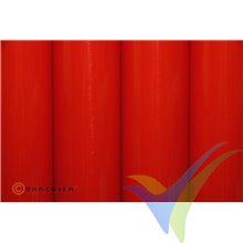 Oracover Oralight rojo claro opaco 1m x 60cm