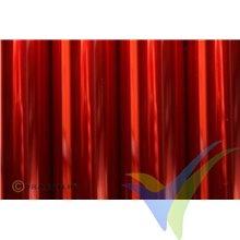 Oracover Oralight 31-029 rojo claro transparente 1m x 60cm