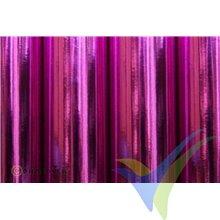 Oracover Oralight 31-096 púrpura cromo claro 1m x 60cm