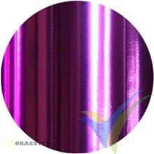 Oracover Oralight púrpura cromo claro 1m x 60cm