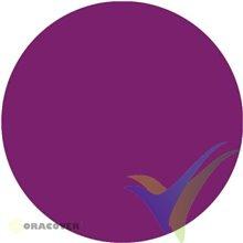 Oracover Oralight púrpura transparente 1m x 60cm
