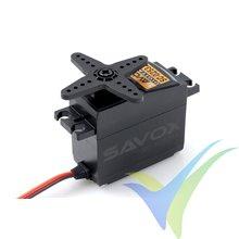 Servo digital Savox SC-0253MG, 59g, 6Kg.cm, 0.15s/60º, 4.8V-6V
