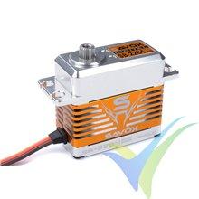Servo digital Savox SB-2282SG HV CNC Brushless, 76g, 23Kg.cm, 0.075s/60º, 6V-7.4V