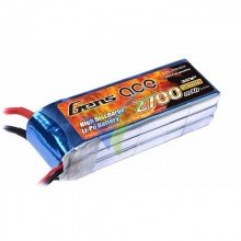 Batería LiPo Gens ace 2700mAh (29.97Wh) 3S1P 25C 196g XT60