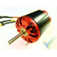 EMP N3542/04 brushless motor, 142g, 645W, 1450 Kv