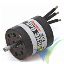 Motor brushless inrunner Graupner Compact HPD 3830-3250, 167g, 1500W, 3250Kv