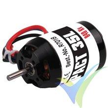 Motor brushless Graupner COMPACT 35L R7018, 175g, 700W, 840Kv
