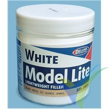 Pasta tapagrietas Model Lite, 240ml (color blanco)