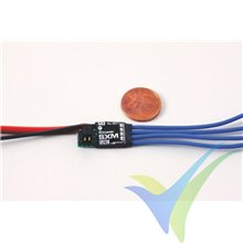 Módulo interruptor electrónico Graupner SXM, 4A / 4 salidas, 9g