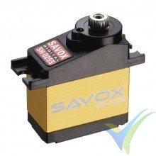 Servo digital Savox SH-0255MG, 15.8g, 3.9Kg.cm, 0.13s/60º, 4.8V-6V