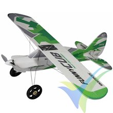 Multiplex FunnyCub indoor airplane kit, 930mm, 180g