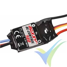 Multiplex ROXXY BL Control 722, 22A brushless ESC, 2S-3S, BEC 2A, 26g