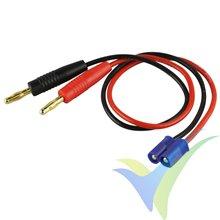 Cable de carga con conector EC3, 2.5mm2, 30cm