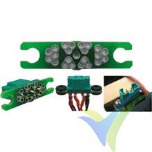 Soporte soldable para conector Multiplex
