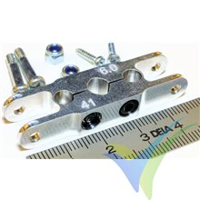 Centerpiece Turbo Spinner 41/6/8mm With Clamp Fastening