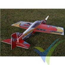 Kit avión MS Composit Blade Dancer EPP, 930mm, 340g