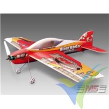 MS Composit Blade Dancer EPP airplane kit, 930mm, 340g