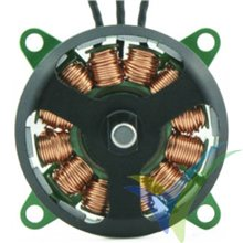 Motor brushless Cobra C-2202/70, 15g, 45W, 1530Kv