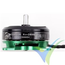 Motor brushless Cobra C-2203/46, 17.5g, 60W, 1720Kv
