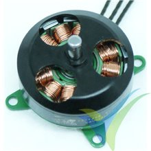 Motor brushless Cobra C-2204/32, 22.5g, 130W, 1960Kv
