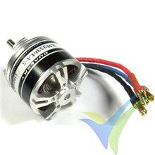 Motor brushless Dualsky XM2826EA-10, 44g, 137W, 1630Kv