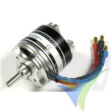 Motor brushless Dualsky XM2826EA-10, 44g, 191W, 1630Kv