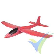 Yuki Model Fidibus, free flight glider, 830mm