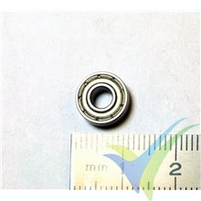 Ball bearing 10x4x4mm, 1.4g