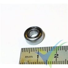 Ball bearing 11x5x4mm, 1.5g