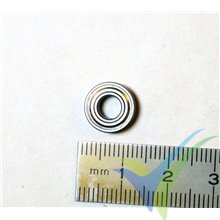 Rodamiento a bolas 11x5x4mm, 1.5g