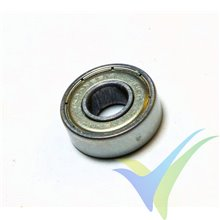 Ball bearing 15x6x5mm, 3.5g