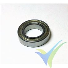 Ball bearing 21x12x6mm, 5.9g