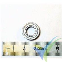 Rodamiento a bolas 16x8x5mm, 3.7g
