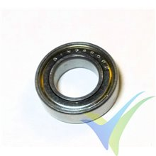 Ball bearing 19x10x5mm, 4.8g