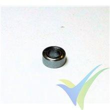 Rodamiento a bolas 6x3x2.5mm, 0.2g