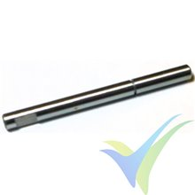 Shaft spare part for EMP N2822 motor, 3.175mm x 38mm
