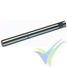 Shaft spare part for EMP N3530 motor, 4mm x 50mm, 4.7g