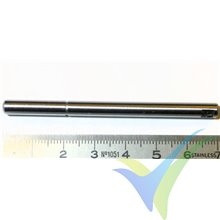 EMP N4250 motor shaft, 5mm x 70mm, 10.4g